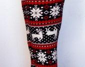 FREE SHIPPING for 2 !  Christmas Leggings, Womens leggings, yoga Leggings, printed leggings,reindeer Leggings,aztec leggings,skull leggings