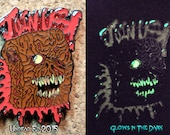 Join Us Hatpin by Undead Ed Glows in the Dark
