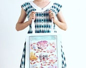 Candyland Tote bag - printed heavyweight canvas tote bag  - by Mab Graves