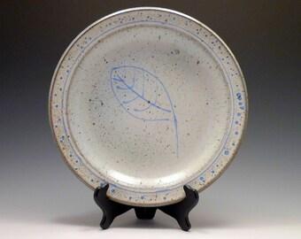 Snowy Plate