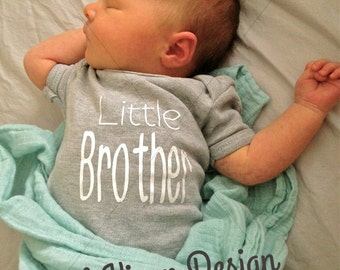 Little Brother Onesie or Shirt