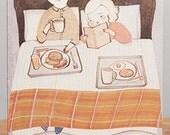 Card- Breakfast in Bed