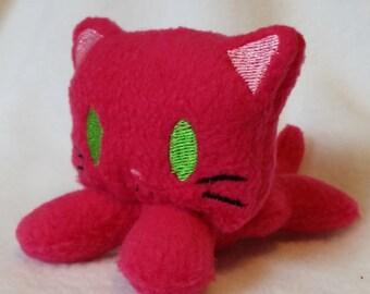 Adopt Maggie, a Squeakie Kitty Plush