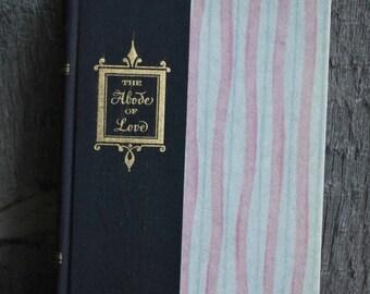 vintage book: The Abode of Love  by Aubrey Menen