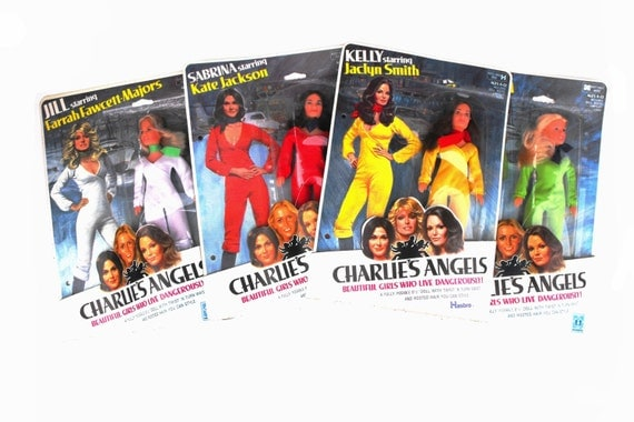 Charlies angels adult vacations