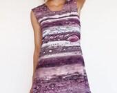 Jupiter Print Dress Space Geek Chic Cosmically Stylish