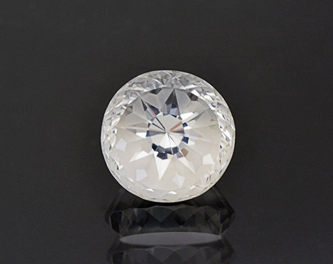 Unique Snowflake Pattern White Topaz Gemstone from Brazil 14.56 cts