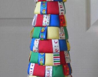 Birthday Ribbon Tree