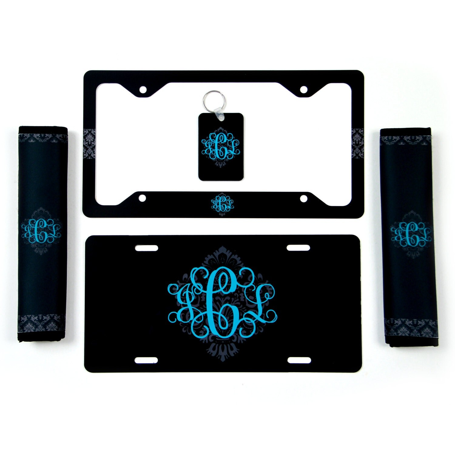 Christmas Gifts For Her License Plate Amp Frame Seat Belt
