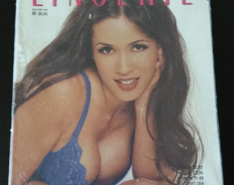 Vintage Playboy's Book of Lingerie May/June 1996 UNOPENED/Still in Plastic