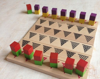 Capture The Flag Board Game