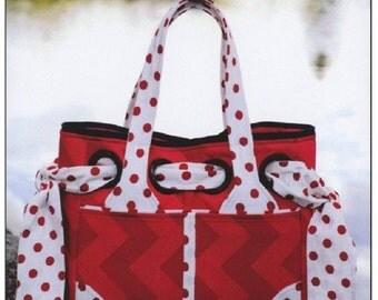 Bon Voyage Bag by Kati Cupcake Pattern Co.