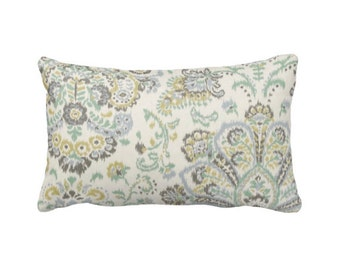 Throw Pillow Cover Damask Pillow Cover Paisley Pillow Cover Shabby Chic Pillow Floral Pillow Cover Decorative Pillows for Chair Cushion