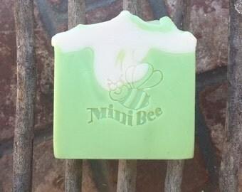 PATCHOULI Shea Butter Soap, Handmade Soap, Cold Process Soap, Moisturizing