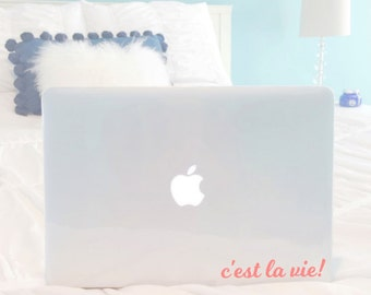 C'est La Vie - Quote Decal
