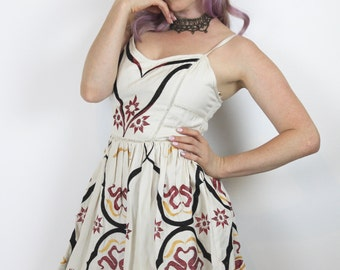 fp garden goddess dress