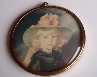 Princess Sophia by John Hoppner, The Miniature World of Peter Bates