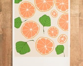 Fruit Art Print, Kitchen ...
