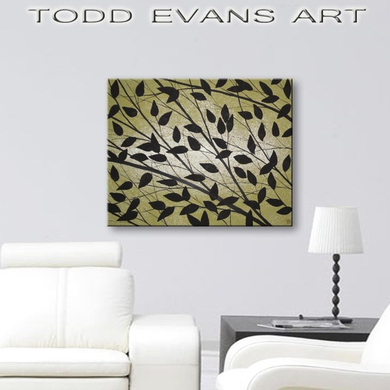 Sale Olive Green Wall Decor Canvas Art Home Decor By