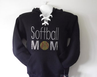 Softball Mom Hoodie   2XL-3XL