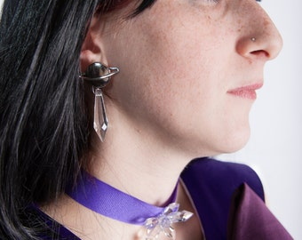 Sailor Saturn Earrings