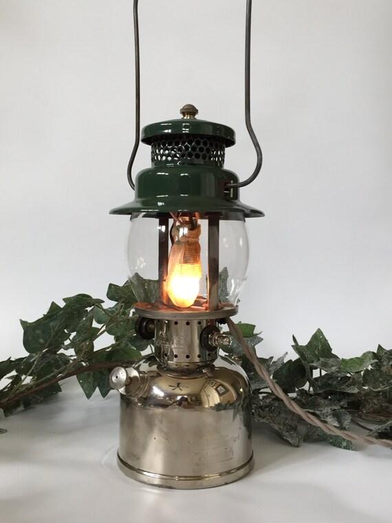 Antique Coleman Lantern Coleman Lantern Man Cave Desk