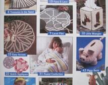eBook - Hooked on Crochet - Number 22 - Jul/Aug 1990 - Vintage