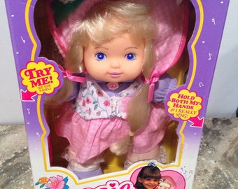 Ring Around The Rosie musical doll