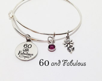 60th Birthday Gift, 60th Birthday, 60th Birthday Gifts for Women, Over the Hill Gift, Sixty Birthday, 60 th Birthday, 60 th Birthday Gifts