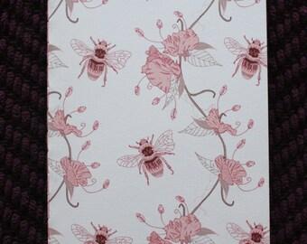 Sweetpea Notebook