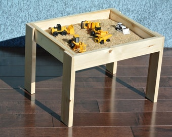 Small Sensory Play Table