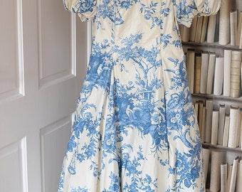 Flower Girl Dress, Vintage Prom Dress, Vintage Dress, Girls Vintage Dress, Vintage Bridesmaid Dress, Girls Prom Dress