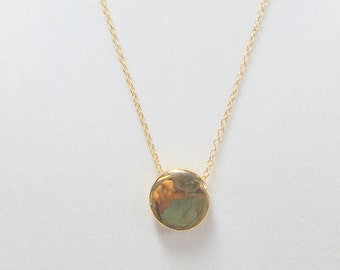 Necklace Gold Tone