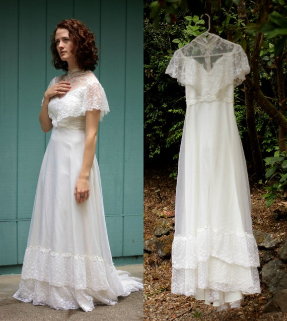 1970 39 s style vintage wedding dress 1980 39 s does for 1970 s style wedding dresses