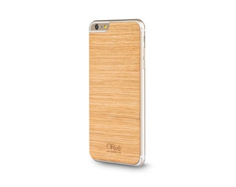 Sticker for iPhone 6 +, 6 and 5 s oak wooden