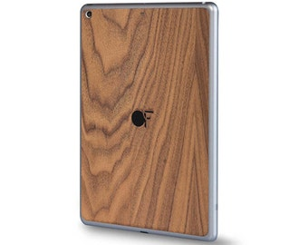 Sticker wood iPad - Walnut
