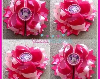 Minnie boutiqe hair bow