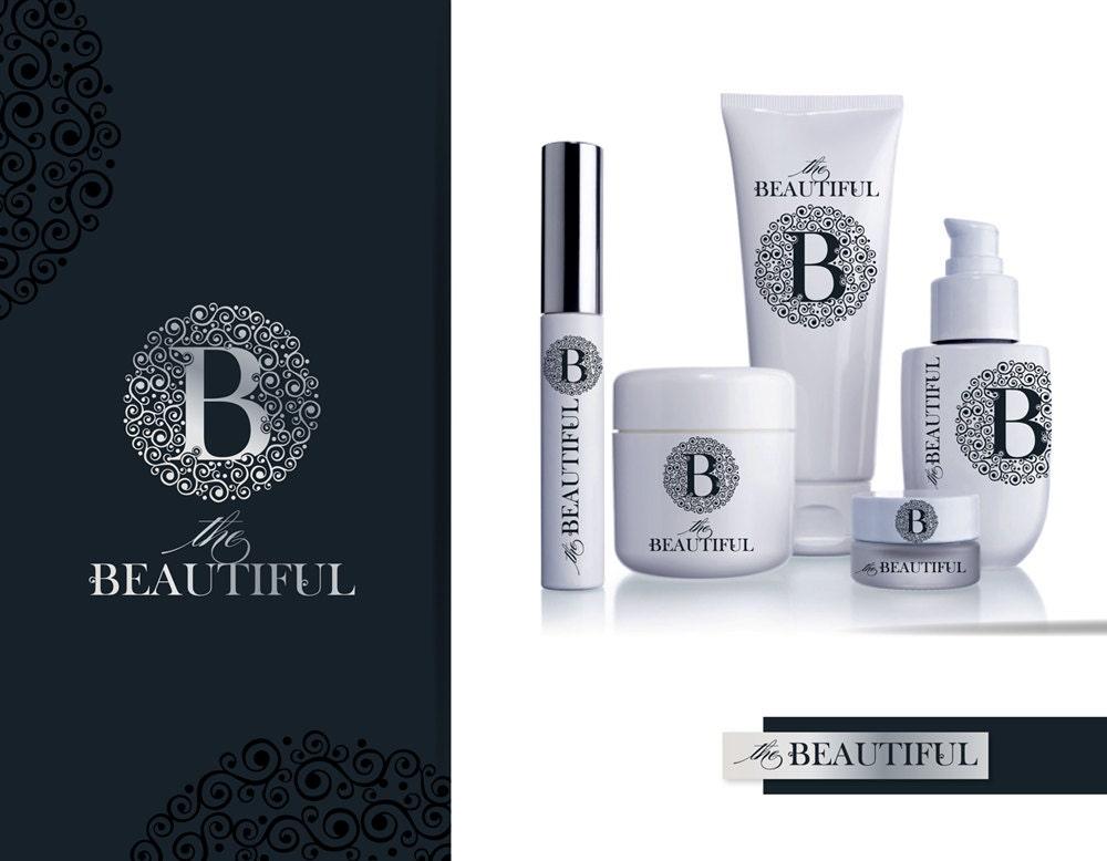 Premade Skin Care Logo Luxury Branding Beauty Natural - photo #5