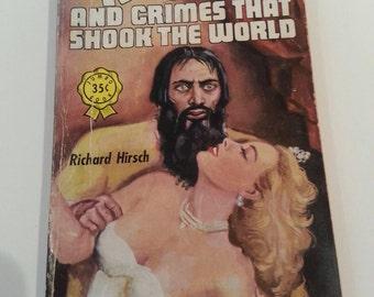vintage Harlequin paperback