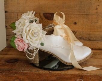 Unique wedding shoes | Etsy