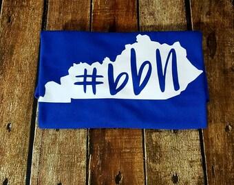 Big Blue Nation shirt, Kentucky shirt, BBN shirt
