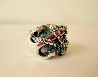 Sailor anchor ring collection