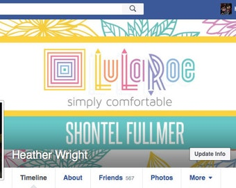 Custom Cover for FB