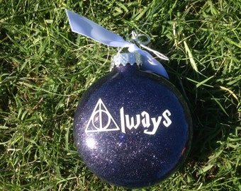 Always, Harry Potter Ornament