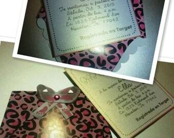 Baby Shower Invitation - invitation Baby Shower