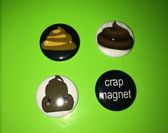 Crap magnet