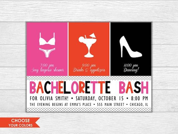 Bachelorette party invite, bachelorette party invitation, bachelorette invitation, printable invite printable invitation wedding girls night