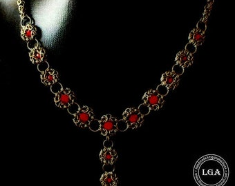 Romanov Chainmaille Necklace