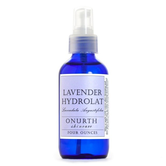 how to make lavender hydrosol