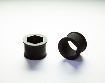 Hexagon Ear Stretch Plug